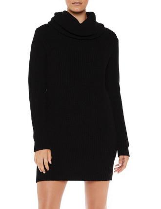 Cavalier Knit Dress