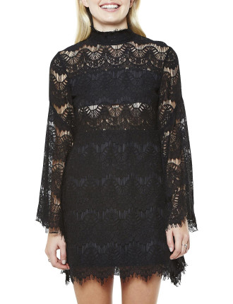 Edge Of Desire Lace Dress