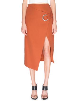 On The Line Skirt