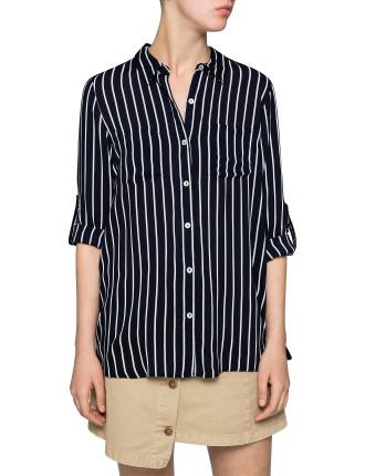 Laneways Stripe Shirt