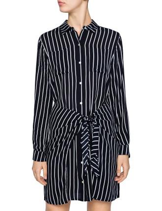 Laneways Shirt Dress