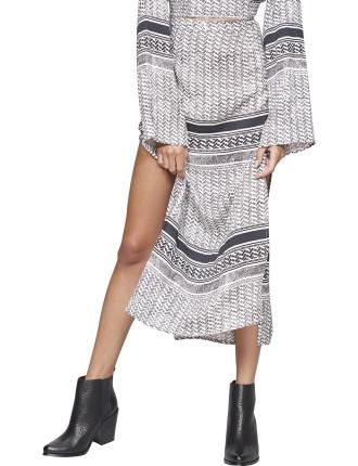 Casablanca Maxi Skirt