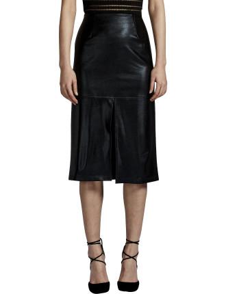 Foiled Skirt