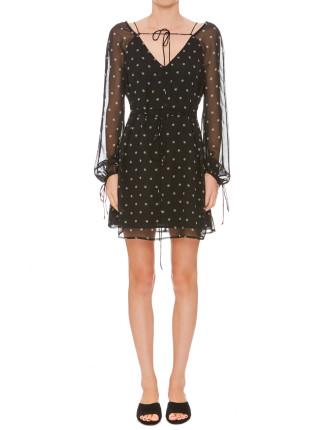 Midnight Memories Dress Long Sleeve Dress