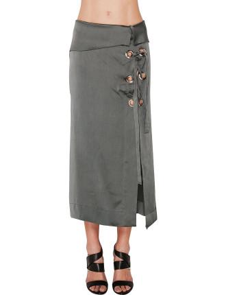 Cairo Eyelet Skirt