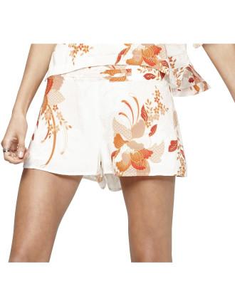 ¿Yoko¿ High Waisted Shorts