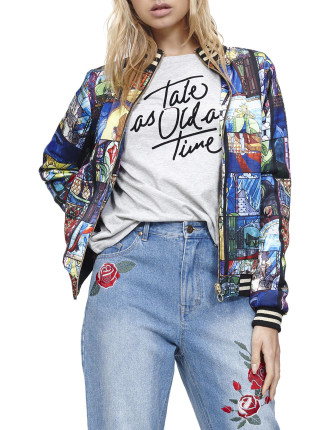 MP x Disney Ever After Bomber