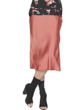 Nina Side Split Skirt