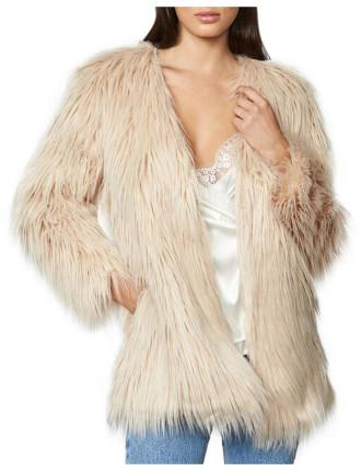 Portofino Faux Fur Coat