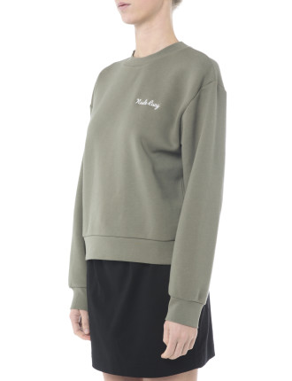 Nude Lucy Slogan Sweat
