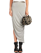 Jet Set Gathered Maxi Skirt $69.95