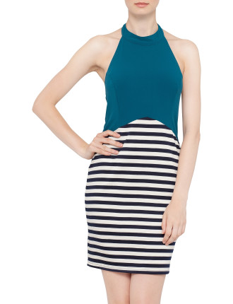 Nicola S/Less Dress