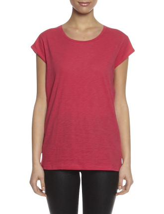 Marthie Scoop Neck Tee