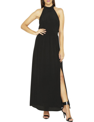 Sunny Eclipse Maxi Dress