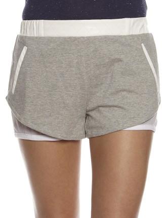 Layered Mesh Shorts