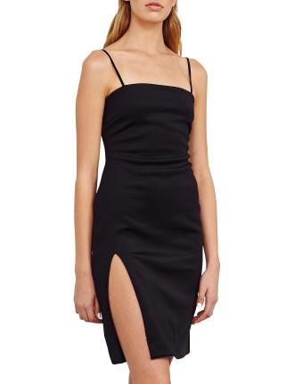 Scuba Midi Dress