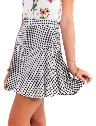 Echoing Halls Skirt