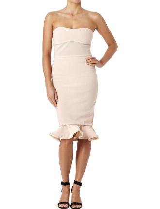 Heart Breaker Strapless Dress