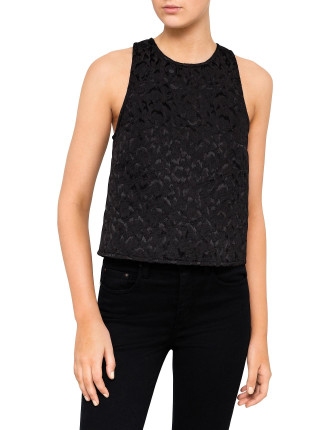Cara Crop Top