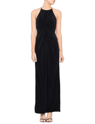 Silk Ray Long Dress