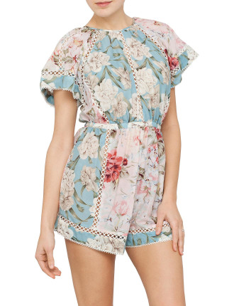 Georgia Flutter Playsuit