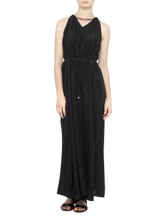 Filigree Maxi Dress