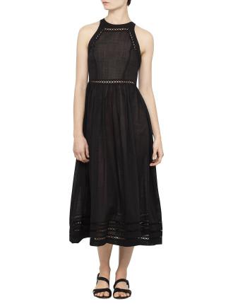Filigree Lattice Dress
