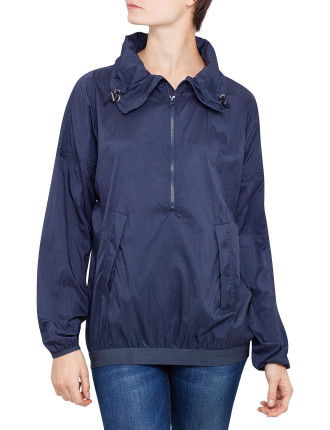 Ali Jacket With Front Zipper