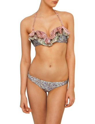 Roamer Layered Frill Bikini