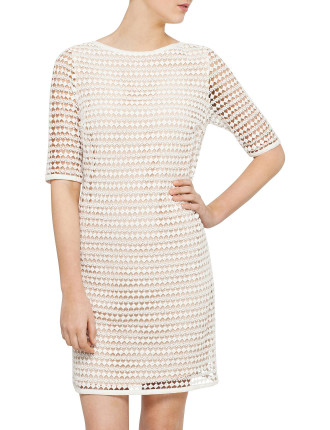 Tempo Lace Shift Dress