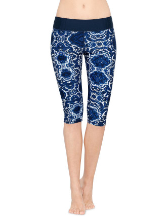 Power Pant Half Length Legwear
