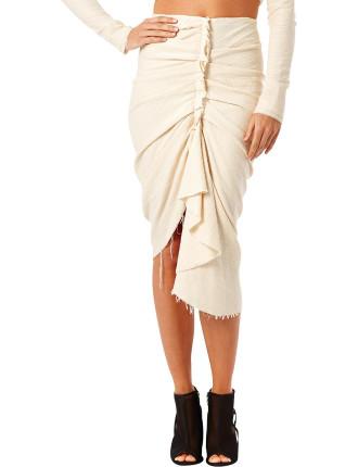 Entrained Skirt