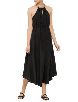 Essence Choker Swing Dress
