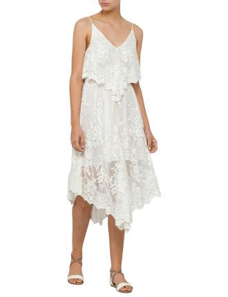 Essence Silk Veil Dress