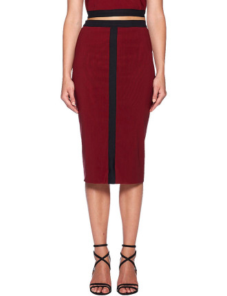 Parallel Skirt