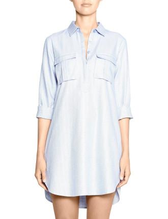 Hamptons Shirt Dress