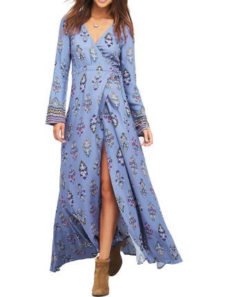 HYDRA MAXI DRESS