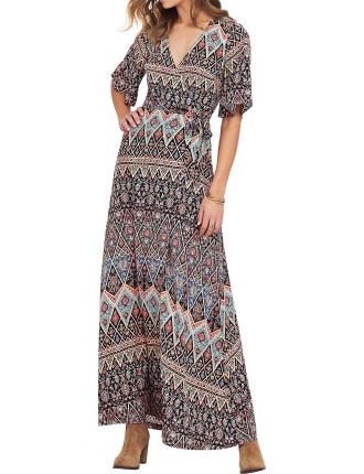 KEPHRA MAXI DRESS