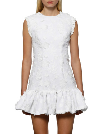 Secret Garden Gather Mini Dress