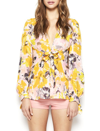 Passion Fruit Blouse