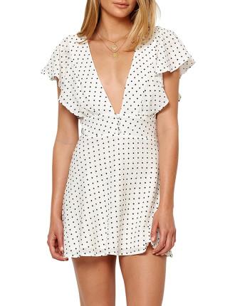 Petit Miam Plunge Dress
