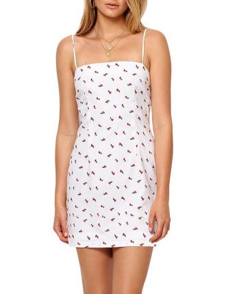 Cherry Pie Mini Dress