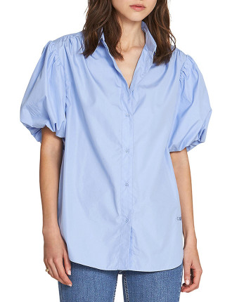 Riley Rouched Shirt