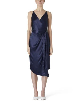 Virtue Wrap Dress