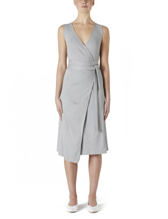 Paloma Wrap Dress