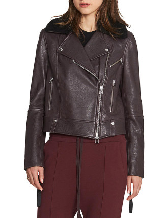 Bradman Leather Jacket