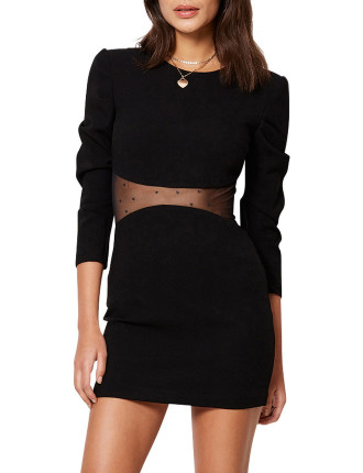 Wild Things L/S Dress