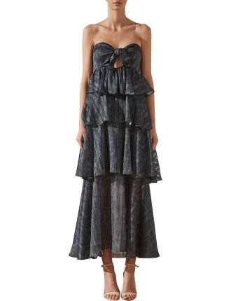 Mare Tiered Maxi Dress
