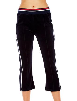 Retro Fleece Track Pant