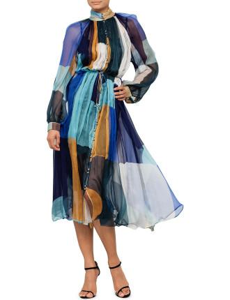 Esplanade Smock Dress